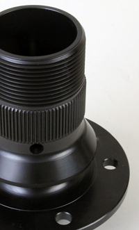Cathodic Electro Coated Splined Hub